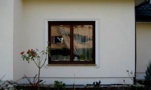 Domy jednorodzinne - Sztukateria Elewacyjna DJ 43