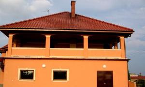 Domy jednorodzinne - Sztukateria Elewacyjna DJ 10