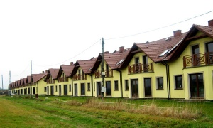 Domy jednorodzinne - Sztukateria Elewacyjna DJ 3