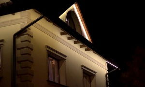 Domy jednorodzinne - Sztukateria Elewacyjna DJ 47
