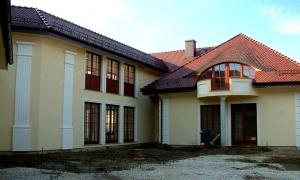 Domy jednorodzinne - Sztukateria Elewacyjna DJ 6