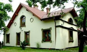 Domy jednorodzinne - Sztukateria Elewacyjna DJ 7