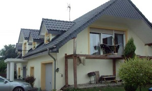 Domy jednorodzinne - Sztukateria Elewacyjna DJ 37