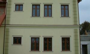 Budynki użyteczności publicznej - Sztukateria Elewacyjna BUP5