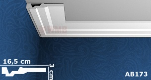 Ceiling Molding AB173