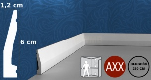 Sockelleiste DX159-2300