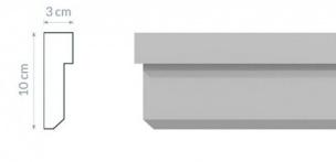 Facade Profile L13
