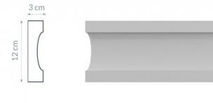 Fassadenleiste L19