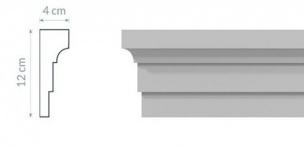 Fassadenleiste L3