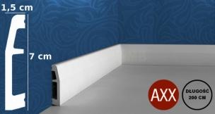 Listwa przypodłogowa SX125