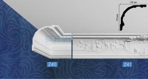 Listwa sufitowa Z41