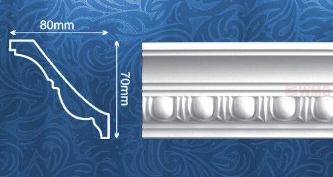Ceiling Molding MDA008