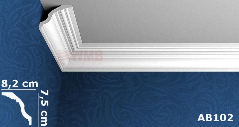 Ceiling Molding MDB102F