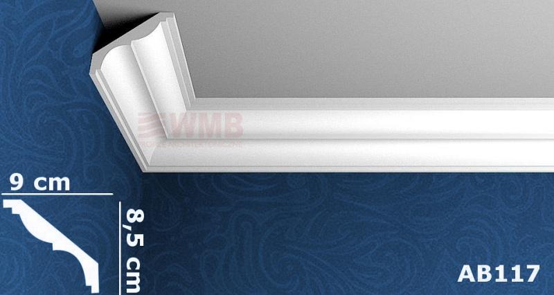 Ceiling Molding MDB117F
