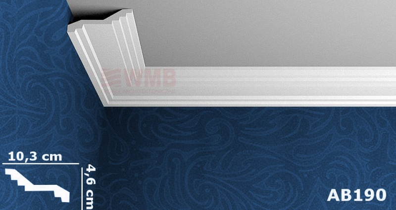 Ceiling Molding MDB190