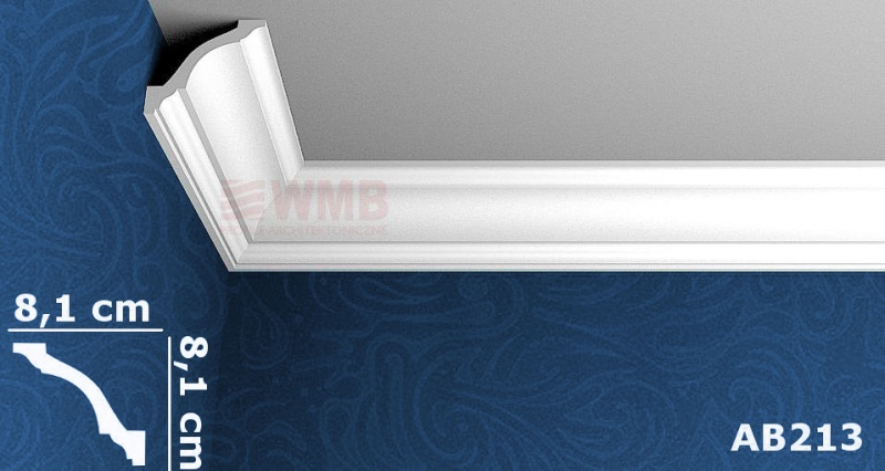 Ceiling Molding MDB213F