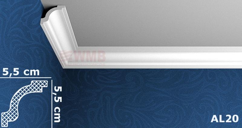 Ceiling NMC Allegro AL20