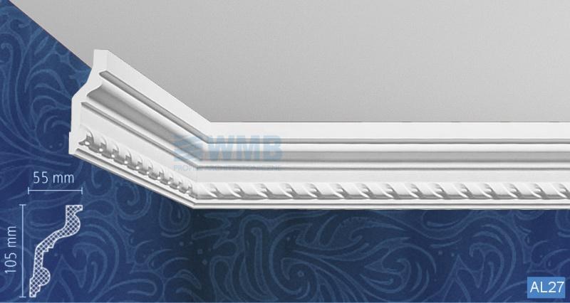 Ceiling NMC Allegro AL27