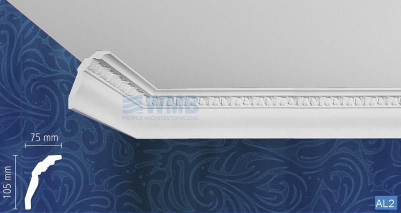 Ceiling NMC Allegro AL2