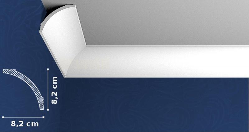 styropor leiste b8 stuckfassade wmb hersteller von. Black Bedroom Furniture Sets. Home Design Ideas