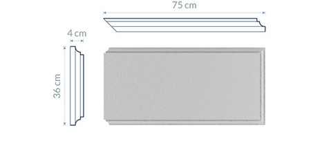 Corner Quoin BN1D - 75