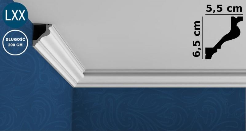 Ceiling Moulding C200 FLEX