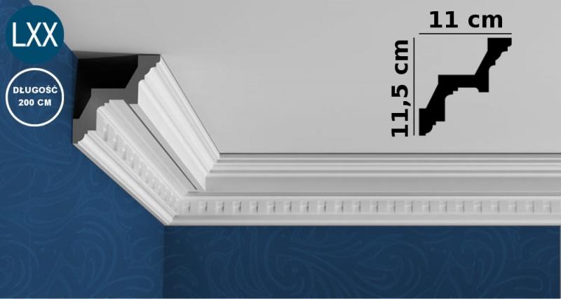Ceiling Moulding C211 FLEX