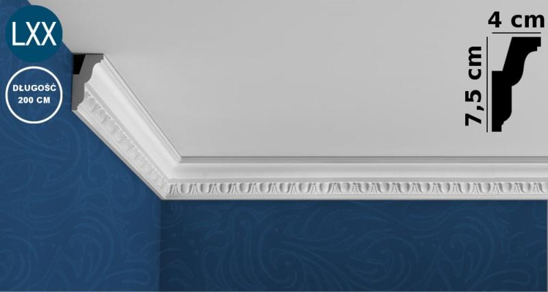 Ceiling Moulding C212