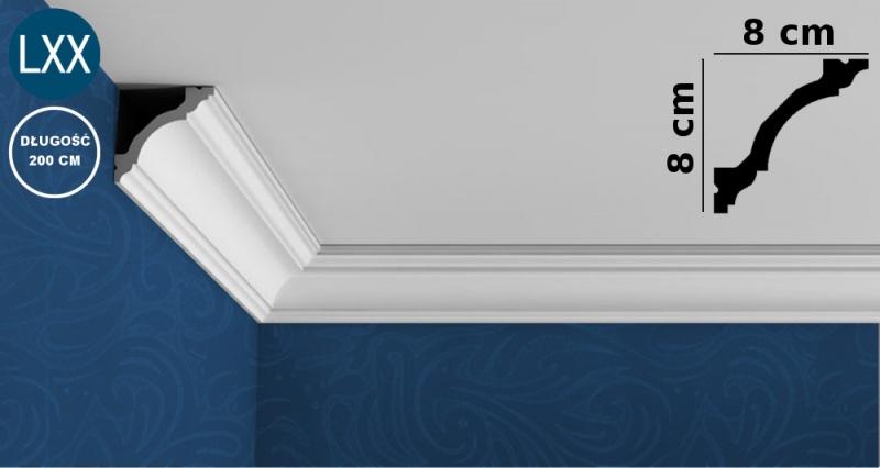 Ceiling Moulding C213 FLEX