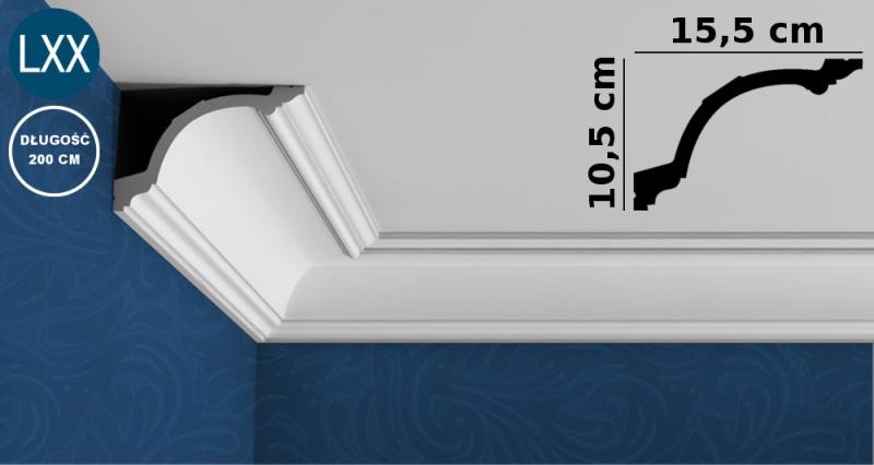 Ceiling Moulding C217