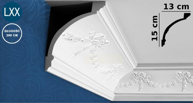 Ceiling Moulding C218