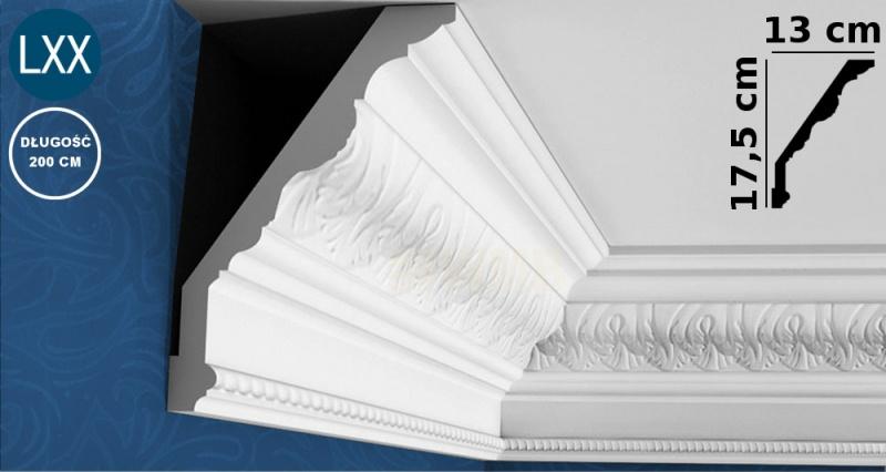 Ceiling Moulding Luxxus C219