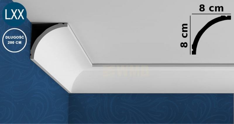 Ceiling Moulding C240 FLEX