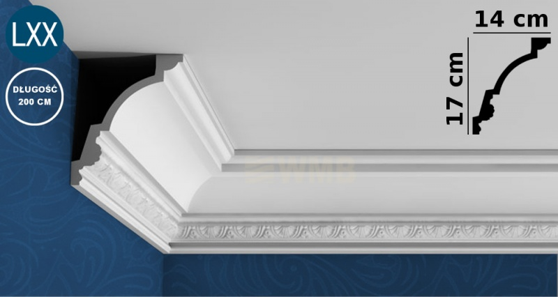 Ceiling Moulding C301