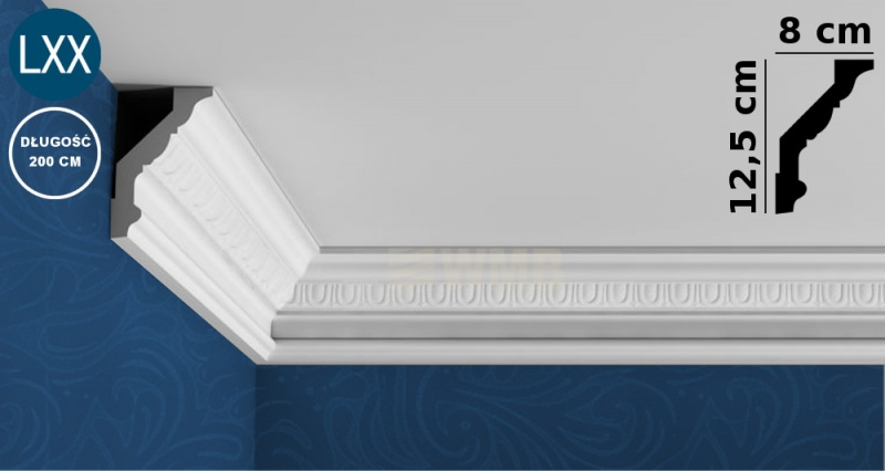 Ceiling Moulding C302 FLEX
