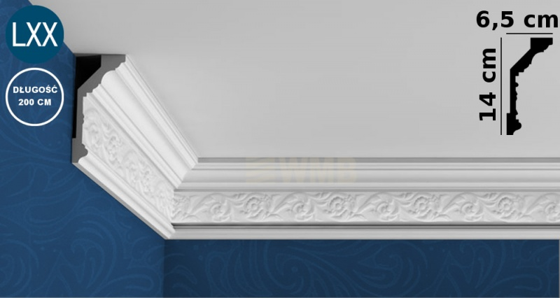 Ceiling Moulding C303 FLEX