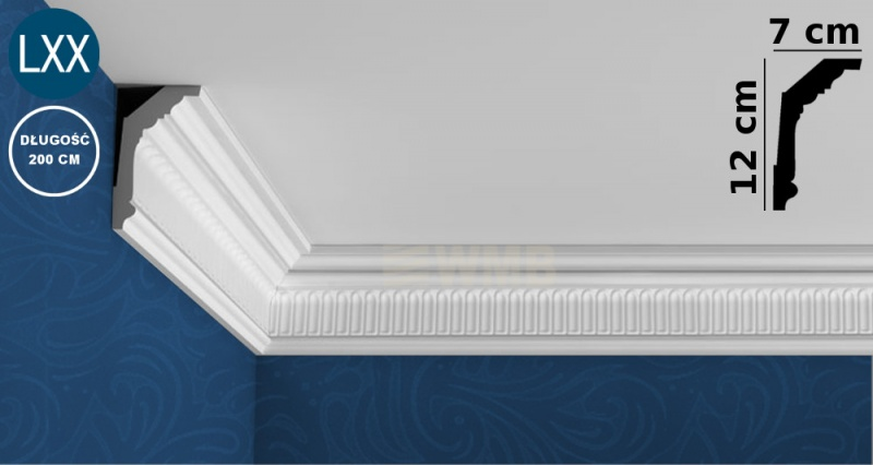 Ceiling Moulding C304 FLEX
