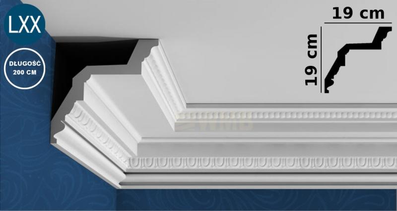 Ceiling Moulding C307
