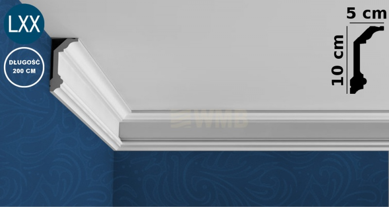 Ceiling Moulding C321 FLEX