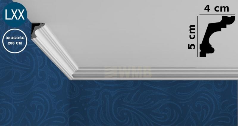 Ceiling Moulding C322 FLEX