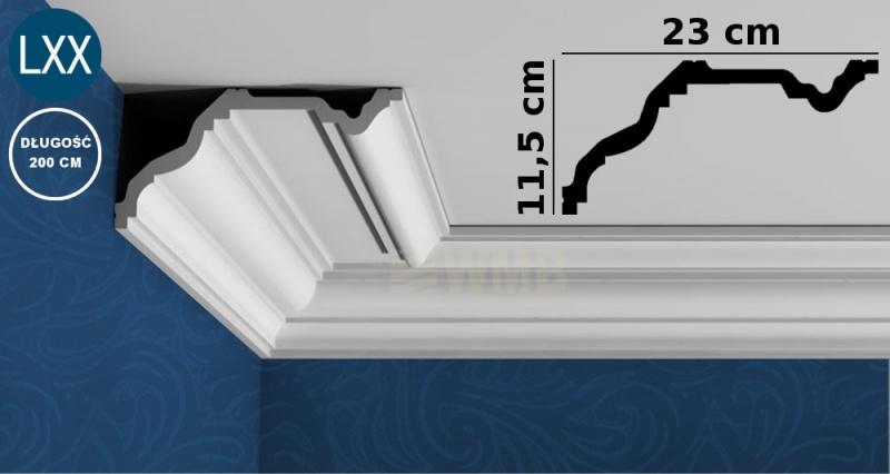Ceiling Moulding C332