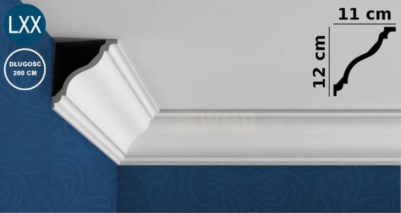 Ceiling Moulding C333 FLEX
