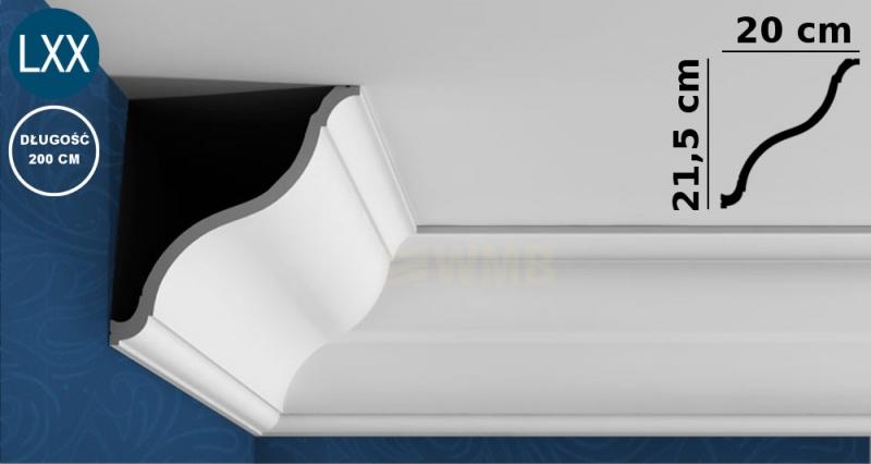 Ceiling Moulding C335