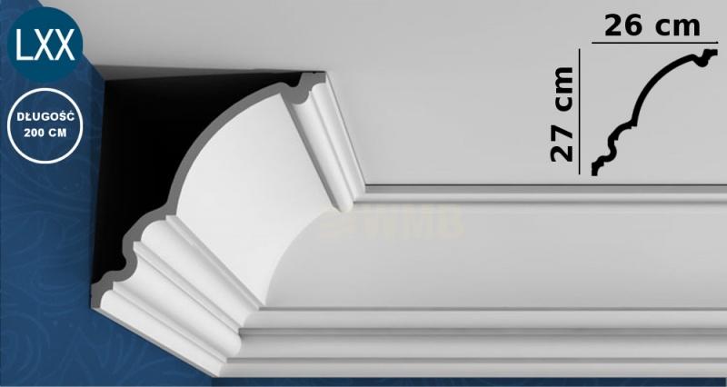 Ceiling Moulding C336