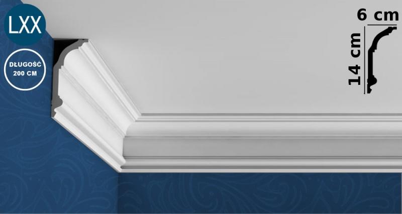 Ceiling Moulding C339