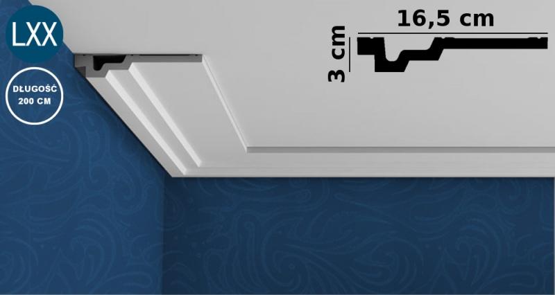 Ceiling Moulding C353