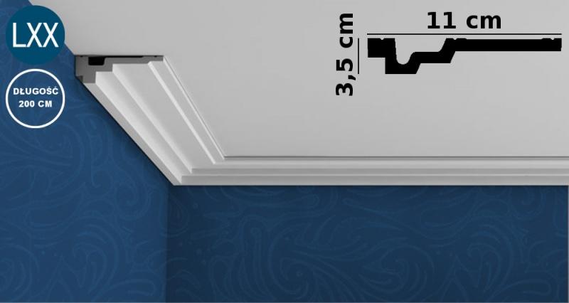 Ceiling Moulding C355