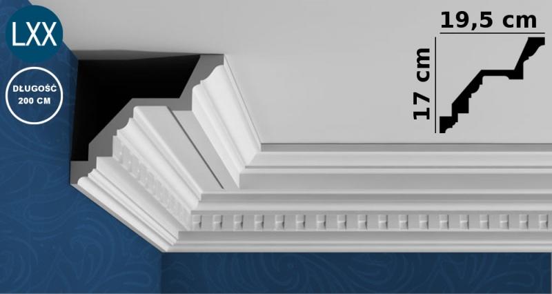 Ceiling Moulding C422