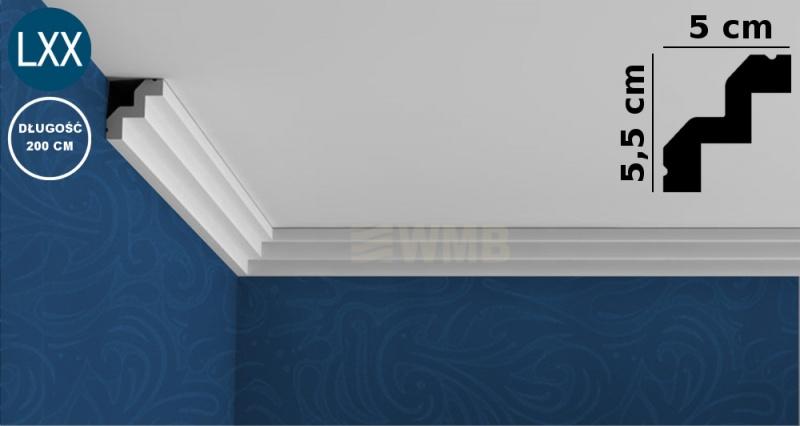 Ceiling Moulding C602