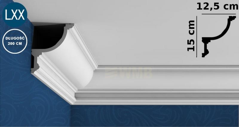 Ceiling Moulding C901 FLEX